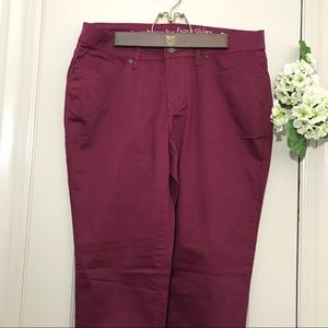 Faded glory women's pants